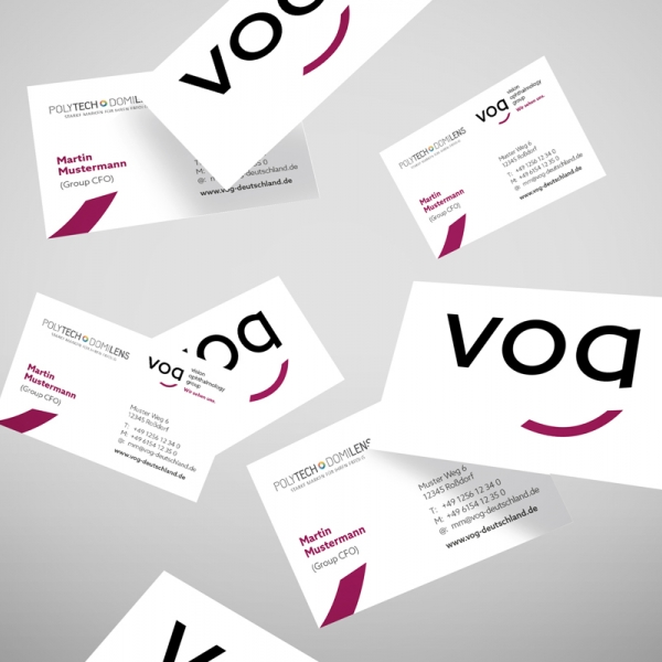 vision ophthalmology group (vog), Design 1